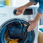 Décrasser une couche lavable
